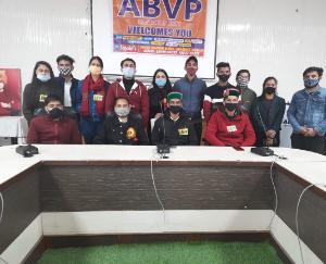 ABVP-Sanjauli-announced-its-executive
