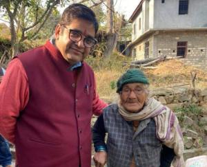 panchayati-election-chandra-mohan-sharma-filed-nomination
