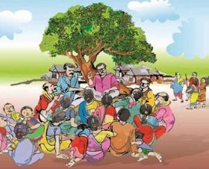 darlaghat-gram-panchayat-sudhar-sabha-meeting-organized