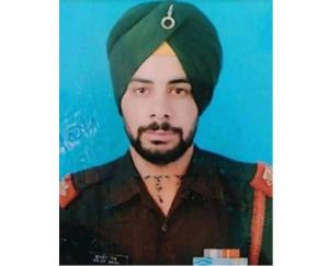Himachal's soldier martyred in Dras