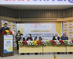 "International Conference ""CIET2021"" organized at GNA University"