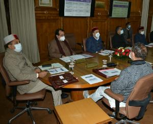 Himachal Pradesh cabinet meeting on 15th