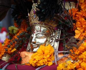 Gods and Goddesses departed for one month of paradise