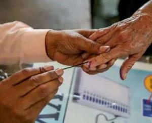 Polling-started-for-election-of-Panchayati-Raj-Institutions-in-the-state