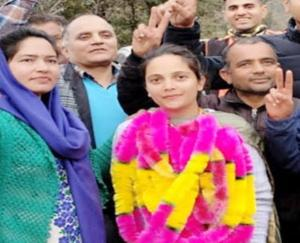 22-year-old-Madhu-Devi-from-Ladbol-became-BDC-member