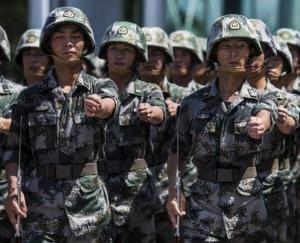 Chinese attempt to enter Indian side foiled along LAC 20 PLA soldiers injured