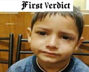 First Verdict
