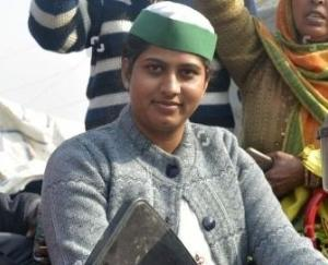 Poonam-Pandit-an-international-shooter-involved-in-the-farmers-movement