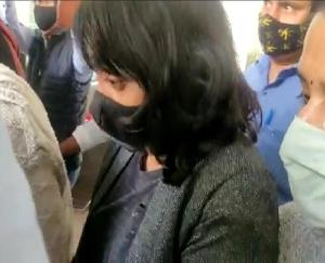 Environmental-activist-Disha-Ravi-arrested-in-toolkit-case