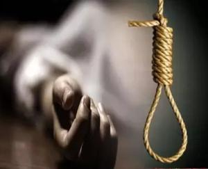 Suicide by hanging the hood of the hood in Bilaspur