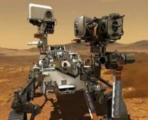 NASA's Perseverance Rover made a successful landing on Mars