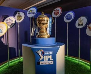 Auction ends in Chennai for IPL 2021