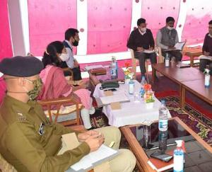 District Collector reviews preparations for Chaitra Mass Fair in Diyotsidh