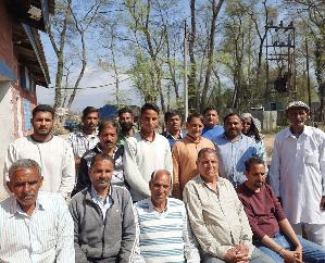 Meeting on February 26 in Balh Bachao Kisan Sangharsh Samiti Dhaban Village