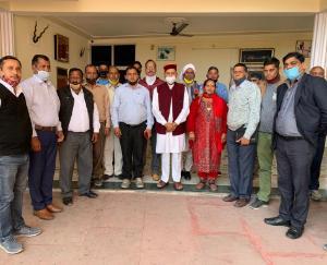 आत्मनिर्भर भारत की नींव मज़बूत करने को ग्राम पंचायतें भी करें सहयोग : धूमल