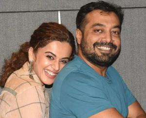 Income tax department raids Tapsi Pannu and director Anurag Kashyap's house in case of tax evasion