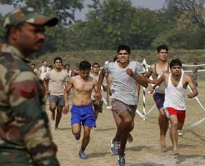 Youths have a chance to join the army