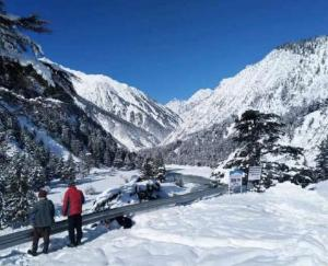 The weather changes again in Himachal Pradesh