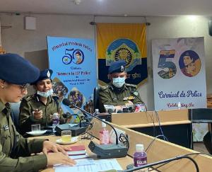 A glimpse of the contribution of women police in the journey of 50 years of the state will be seen on the ridge