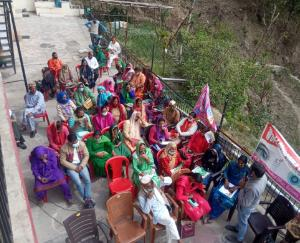 World Hearing Day Celebrated in Gram Panchayat Rissa