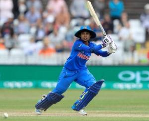 Mithali becomes the first Indian woman batsman to score 10,000 runs