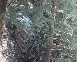 Passion: A car fell into the ditch, a young man died on the spot
