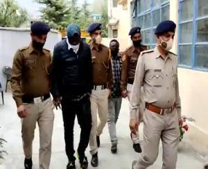 Kullu police arrested 2 Nigerians in Chitta smuggling case from Delhi