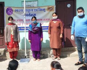 Dadlaghat: Ambuja Cement Foundation Dadlaghat organized community health project program