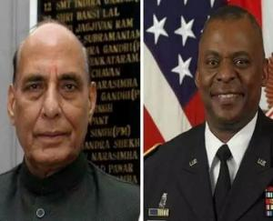 US Defense Minister Austin and Rajnath Singh conclude meeting, agree to increase defense cooperation
