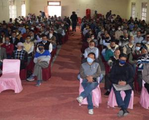 First phase rehearsal organized for election of Municipal Corporation Solan
