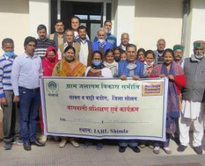 Two-day horticulture training program organized in Dadlaghat