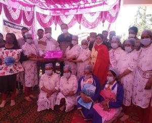 Solan: Nutrition Campaign one day block level workshop organized in Panchayat Bohli