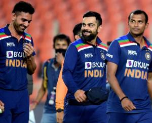 Team India showed strength in T20, won series 3-2