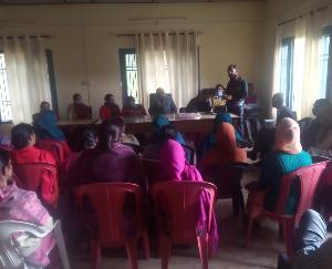 ग्राम पंचायत जाडली  में विश्व जल दिवस पर कार्यक्रम आयोजन