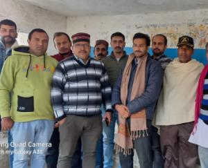 Meeting held on Tuesday in Ghoi area