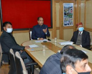 Chief Minister will involve folk artists in showcasing the journey of development of Himachal