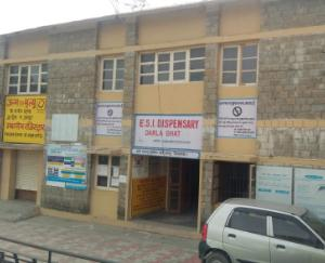 Eye officer's post in ESI hospital has been vacant for almost two years