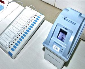 First level checking of EVMs will be held on March 31