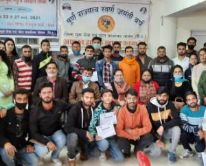 Youth Leadership Training Camp concludes