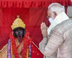 TMC charges: PM Modi went to temple of Matua community, code of conduct broken