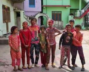 Holi festival celebrated with great enthusiasm in darlaghat