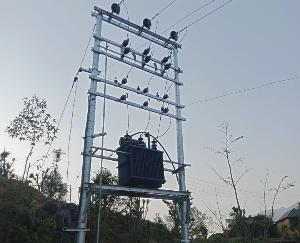 Dadlaghat: People get relief from installation of new transformer