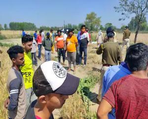 ITBP jawan shot dead due to land dispute
