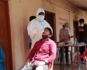 Corona knocked in Boys School Hamirpur