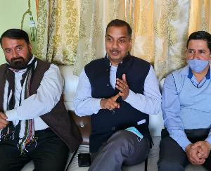 BJP will register a historic victory in municipal elections: Trilok Jamwal