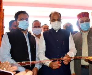 Chief Minister inaugurates hostel in Sundernagar, Government Polytechnic College
