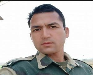 Kullu: BSF jawan martyred due to falling lightning