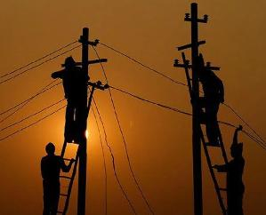 Electricity supply will be interrupted on April 10