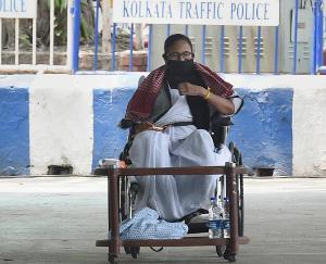 bengalelection-mamtabenarjee-kolkata-dharna-13-april-2021