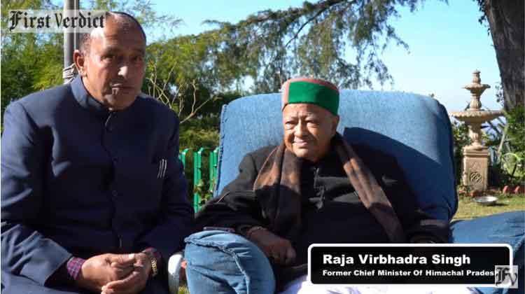 Virbhadra Singh on 2022 Election